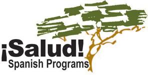 Salud Spanish Logo